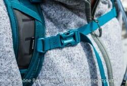 Thule Versant 70L Trekkingrucksack - Brustgurt