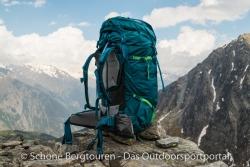 Thule Versant 70L Trekkingrucksack - Seitenansicht