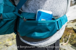 Thule Versant 70L Trekkingrucksack - Tasche am Hueftgurt