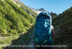 Thule Versant 70L Trekkingrucksack - Steinboecke