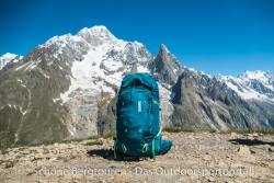 Thule Versant 70L Trekkingrucksack - Tour du Mont Blanc