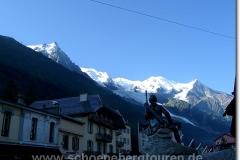 Tour de Mont Blanc Juli 2006