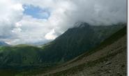 Rueckblick in Richtung Mont Lachat