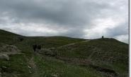Oberhalb des Refuge du Col de la Croix du Bonhomme