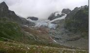 Blick zum Glacier de la Lée Blanche