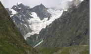 Blick zum Glacier du Miage