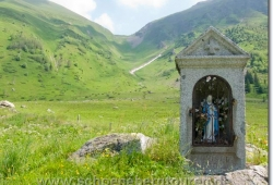 Altar am Village de Miage