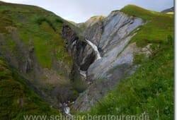 Wasserfälle des Rau des Tufs