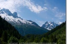 Am Col de Montets