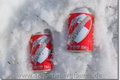 Eisgekühltes Kronenbourg