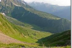 Blick vom Col de Tricot