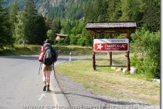 Man erreicht Champex-Lac