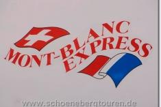 Logo des Mont-Blanc Express