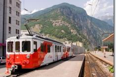 Mont-Blanc-Express