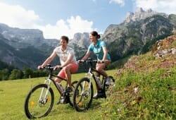Travel Charme Bergresort Werfenweng - Radtour