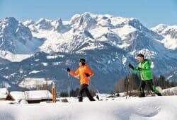 Travel Charme Bergresort Werfenweng - Langlauf