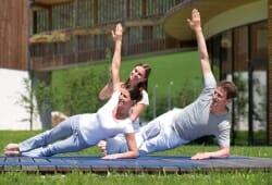 Travel Charme Bergresort Werfenweng - PURIA Yoga