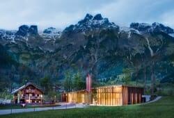 Travel Charme Bergressort Werfenweng - In der Daemmerung