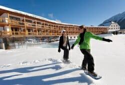 Travel Charme Fuerstenhaus Am Achensee - Schneeschuhwandern