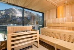 Travel Charme Fuerstenhaus Am Achensee - Sauna