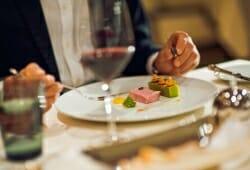 Travel Charme Ifen Hotel - Dinner