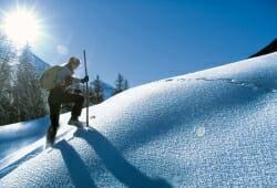 Travel Charme Ifen Hotel - Schneewanderung