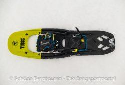 Tubbs Flex VRT XL - Komplettansicht von Oben