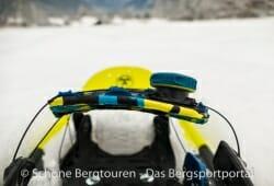 Tubbs Flex VRT XL - Drehknopf des Boa-Verschlusssystem