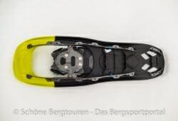 Tubbs Flex VRT XL - Komplettansicht von Unten