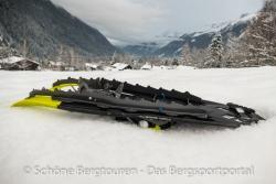 Tubbs Flex VRT XL - Grip der Harscheisen