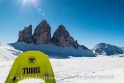 Tubbs Flex VRT XL - Drei Zinnen