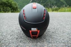 Uvex P1us Pro Skihelm - Kopfbandhalter