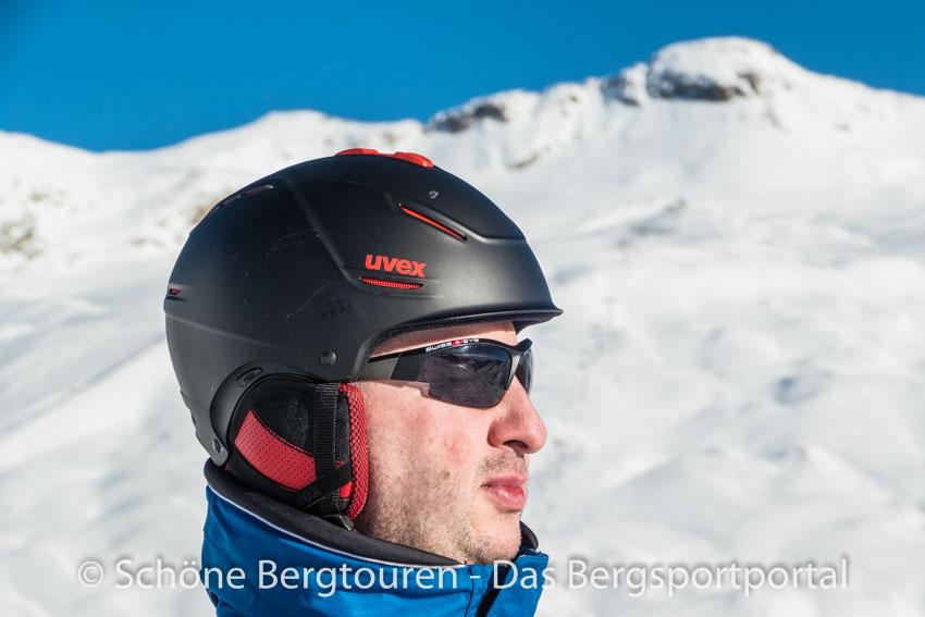 Klettersteigset Testsieger : Testbericht u2013 uvex p1us pro skihelm praxistest testu2026 schöne
