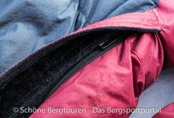Valandre Bifrost Daunenjacke - Seitentaschen