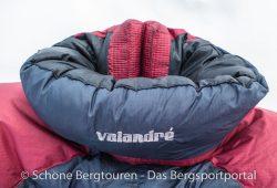 Valandre Bifrost Daunenjacke - Waermekragen