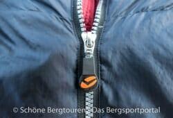 Valandre Bifrost Daunenjacke - Zipper
