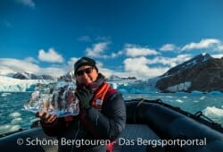 Valandre Bifrost Daunenjacke - Frisches Gletscheis