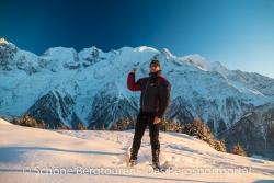 Valandre Bifrost Daunenjacke - Mont Blanc