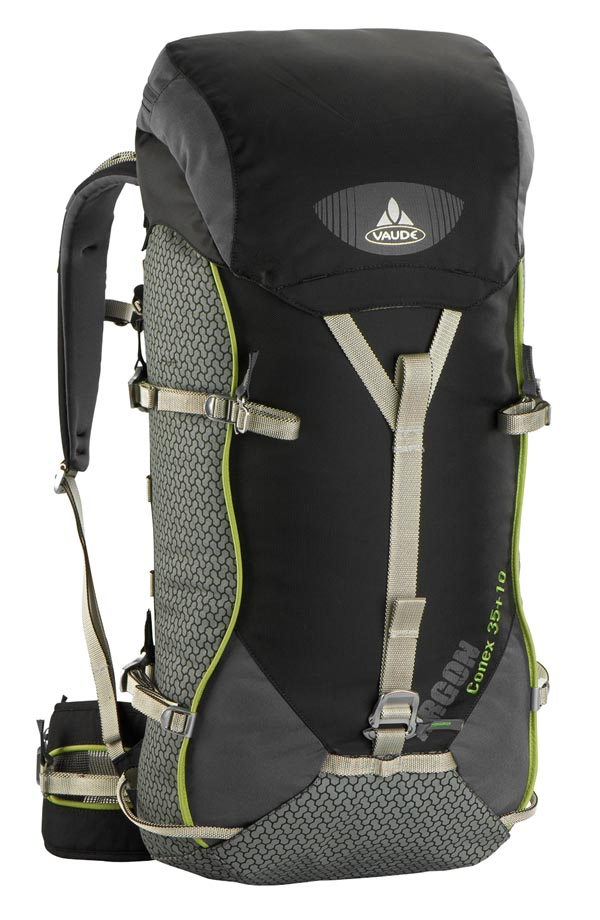 Vaude Conex - Black Anthracite