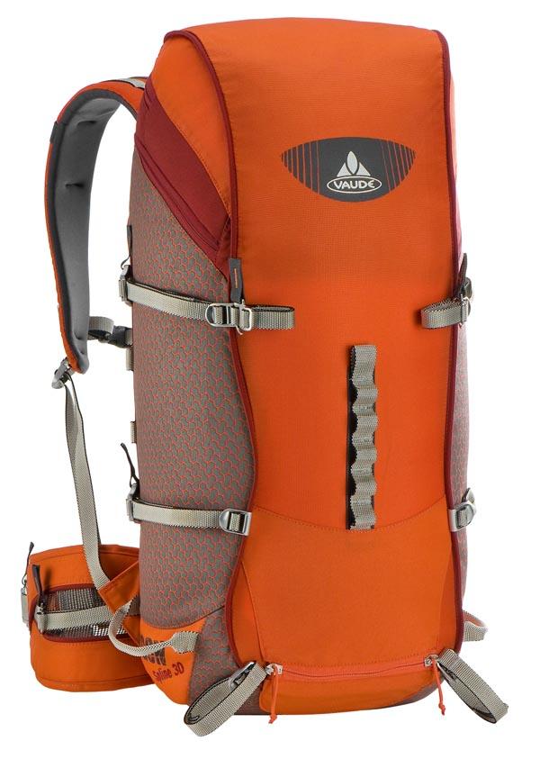 Vaude Spline - Orange Red