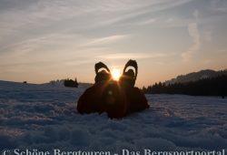 Die Abendsonne #2 :-)