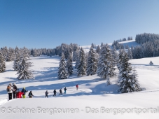 Schneeschuhwandern #1