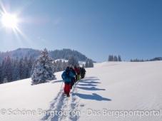 Schneeschuhwandern #3