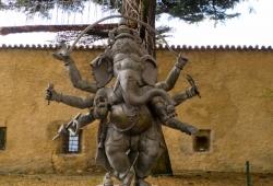 Hindu-Gottheit Ganesha