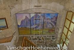 Bildergalerie im Bergfried #3