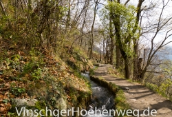 Waalweg am Sonnenberg