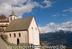 Kirche in St. Martin im Kofel
