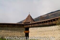 Stadtmauer von Glurns