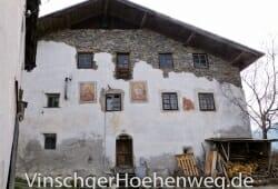 Alter Bauernhof in Alsack