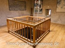 Bildergalerie im Bergfried